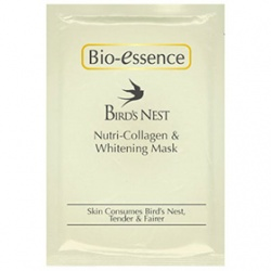 Bio-essence 碧歐斯 燕窩滋養膠原白系列-燕窩滋養膠原白面膜 Nutri-Collagen & Whitening Mask