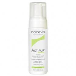 noreva 法國歐德瑪 Actipur+Zeniac控油系列-油脂平衡潔膚慕斯 Actipur Dermo-Cleansing Foam