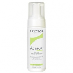 油脂平衡潔膚慕斯 Actipur Dermo-Cleansing Foam