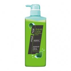 mod`s hair  輕感淨潤系列-淨感薄荷洗髮乳