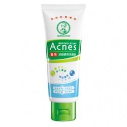 Acnes藥用抗痘柔珠洗面乳
