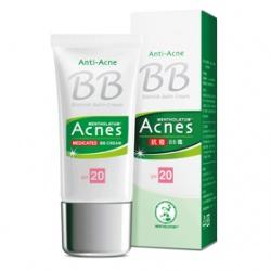 MENTHOLATUM 曼秀雷敦 BB產品-Acnes抗痘BB霜 SPF20