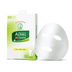 MENTHOLATUM 曼秀雷敦 保養面膜-Acnes藥用控油抗痘面膜