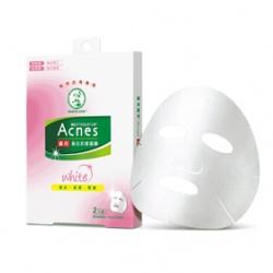 MENTHOLATUM 曼秀雷敦 保養面膜-Acnes藥用美白抗痘面膜