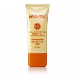 NEO-TEC 妮傲絲翠 醫療通路產品-UV高效隔離防曬霜SPF50+(清爽型) Powerful Sun Protection Cream SPF50+(Untinted, Sheer/Oil-free)