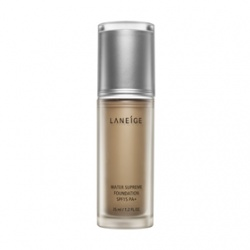 LANEIGE 蘭芝 粉底液-水瓷光粉底液SPF15 PA+   Water Supreme Foundation SPF15 PA+