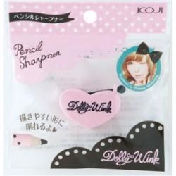 KOJI  彩妝用具-Dolly Wink削筆器