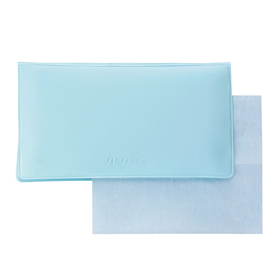 SHISEIDO 資生堂-專櫃 飄爾麗思系列-飄爾麗思吸油面紙 Pureness Oil-Control Blotting Paper