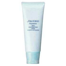 SHISEIDO 資生堂-專櫃 飄爾麗思系列-飄爾麗思深層潔膚皂 Purness Deep Cleansing Foam
