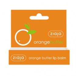 Ziaja 齊葉雅 橙橘系列-橙橘活力滋潤護唇膏 orange butter lip balm