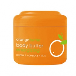 Ziaja 齊葉雅 橙橘系列-橙橘活力滋潤身體霜 orange butter energizing body butter