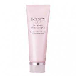 KOSE 高絲-專櫃 臉部卸妝-無限肌緻淨潤卸粧霜 INFINITY KOSE PURE ADVANCE
