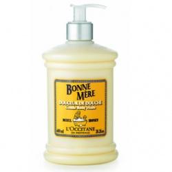 L'OCCITANE 歐舒丹 媽媽保姆系列-媽媽保姆蜂蜜沐浴乳 Gentle Body Wash Honey