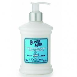 L'OCCITANE 歐舒丹 媽媽保姆系列-媽媽保姆牛奶潔手乳 Cream Hand Wash Milk