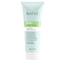 Natio 洗顏-淨油肌雙效潔面凝膠