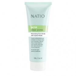 Natio 乳霜-淨油肌輕柔煥膚霜