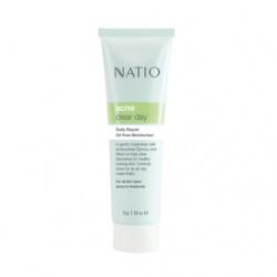 Natio 乳液-淨油肌水潤平衡乳-日間