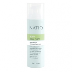 Natio 乳液-淨油肌水潤修護乳-夜間