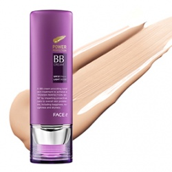 THE FACE SHOP 菲詩小舖 底妝系列-誘惑-極透三效BB霜SPF37,PA++ FACE IT POWER PERFECTION BB CREAM SPF37,PA++