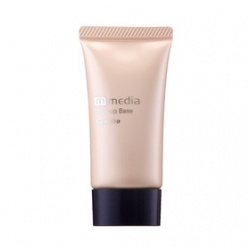 media 媚點 妝前‧打底(臉‧眼)-零瑕美肌粧前乳(橘) Makeup Base