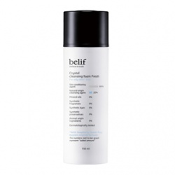 belif 臉部清潔系列-無患子清新晶透潔面凝膠 Crystal cleansing foam fresh