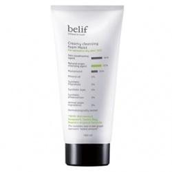 belif 臉部清潔系列-菖蒲溫和滋潤洗面乳 Creamy  cleansing foam moist