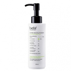 belif 臉部卸妝-牡丹純淨卸妝乳 Gentle cleansing emulsion