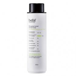 belif 臉部保養-化妝水系列-佛手柑平衡保濕化妝水 Bergamot herbal extract toner