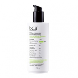 belif 臉部保養-乳液系列-鼠尾草活力平衡乳液 Milky moisturizer hydra balancing