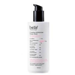 belif 臉部保養-乳液系列-野麻嬰多酚修護保濕乳液 Creamy moisturizer  deep moist