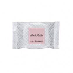 JILL STUART 吉麗絲朵 沐浴清潔-純白花漾SPA泡澡球 RELAX BATH TABLET