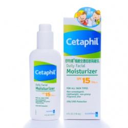 Cetaphil 舒特膚 防曬‧隔離-極緻全護低敏隔離乳SPF15 PA++ Daily Facial Moisturizer SPF15