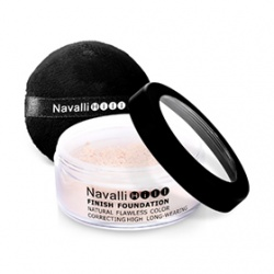 Navalli Hill 臉部彩妝-光透感礦物蜜粉 sparkling loose  powder