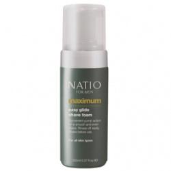 極限男性刮鬍泡 Natio for Men Maximum Easy Glide Shave Foam