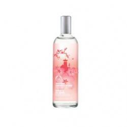 The Body Shop 美體小舖 日本櫻花系列-日本櫻花身體芳香噴霧