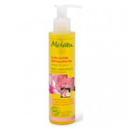 Melvita 蜜葳特 王者玫瑰凝水系列-歐盟Bio王者玫瑰凝水植萃潔顏油 Milky Cleansing Oil