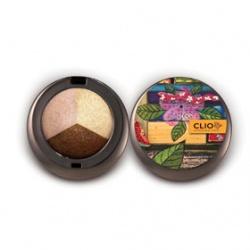 CLIO 珂莉奧 眼影系列-藝術家1.5三色眼影盒