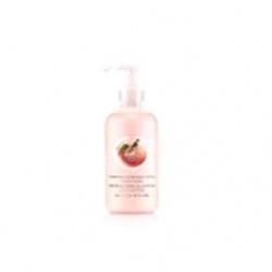 The Body Shop 美體小舖 地中海蜜桃身體沐浴保養系列-地中海蜜桃身體潤膚乳