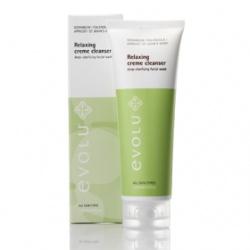 evolu 艾芙洛 基礎天然保養-無齡肌深層洗卸潔顏乳 Relaxing Creme Cleanser