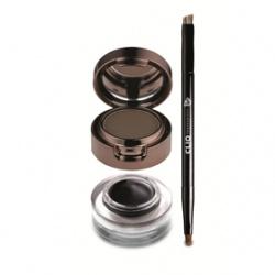 CLIO 珂莉奧 眉彩-眼線膠與眉粉盒 Clio Gel Liner & Brow pot