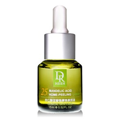 Dr. Hsieh 達特醫 MA杏仁酸系列-25%杏仁酸深層煥膚精華原液  25% Mandelic Acid Home-Peeling Liquid