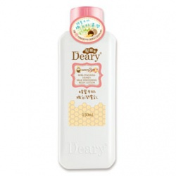 蜂蜜牛奶嫩白潤膚乳 Miel d'acacia-Honey Milk Whitening Body Lotion