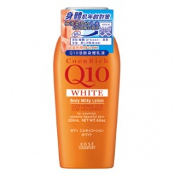 Q10活齡 身體乳液 COENRICH Q10 WHITE BODY MILKY LOTION