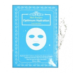 Skin Pamper 美肌寵愛 保養面膜-高效深層保濕面膜 Optimum Hydration Facial mask
