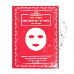 Skin Pamper 美肌寵愛 保養面膜-強效抗老除皺活膚面膜 Anti Ageing & Lifting Facial mask