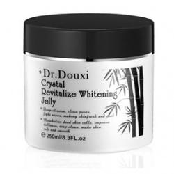 Dr.Douxi 朵璽 清潔面膜-黑晶靈逆轉白嫩凍膜