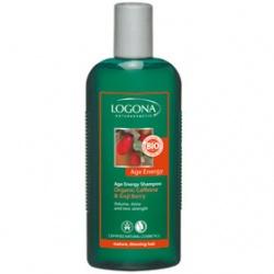 LOGONA 諾格那 植萃髮絲增色系列-東方枸杞果能量洗髮精