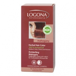 LOGONA 諾格那 染髮‧燙髮-經典植萃增色粉 Herbal Hair Color Powder