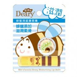 蜜潤感護唇膏(滋潤) Miel d'acacia-Honey Moisturizing Lip Balm