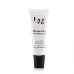 philosophy 眼部保養-一瓶希望眼唇緊實霜 hope in a tube eye and lip firming cream